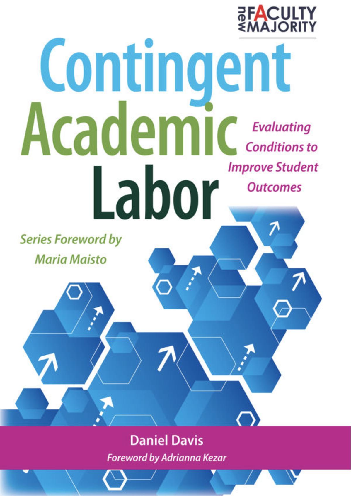 Cover-Davis-Contingent Academic Labor