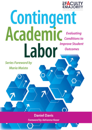 Cover-Davis-Contingent Academic Labor